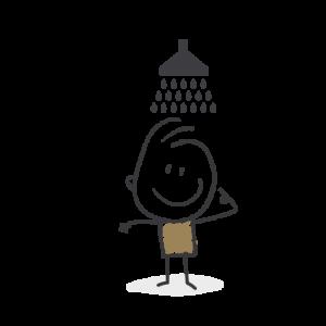 Makgadikgadi shower