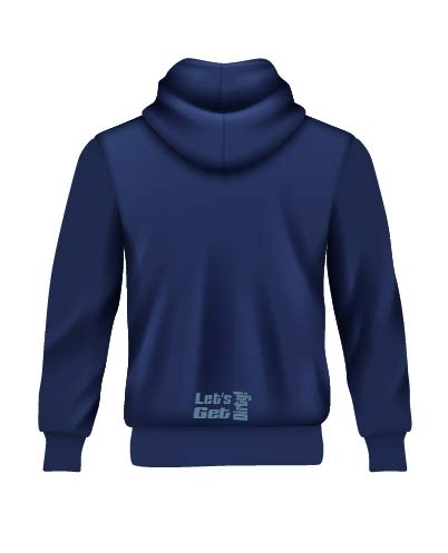 BACK Navy blue and blue hoodie full set 01