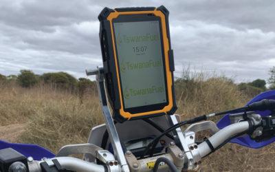 Electronic Roadbooks Arrive in Botswana Thanks to TswanaFuel